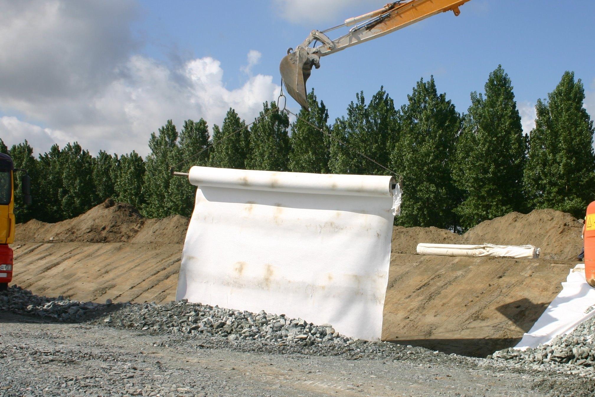 railway tunnel construction Liefkenshoek Belgium